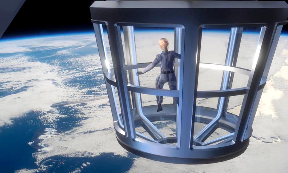 "Cocorico : le premier hôtel spatial sera ""made in France"""