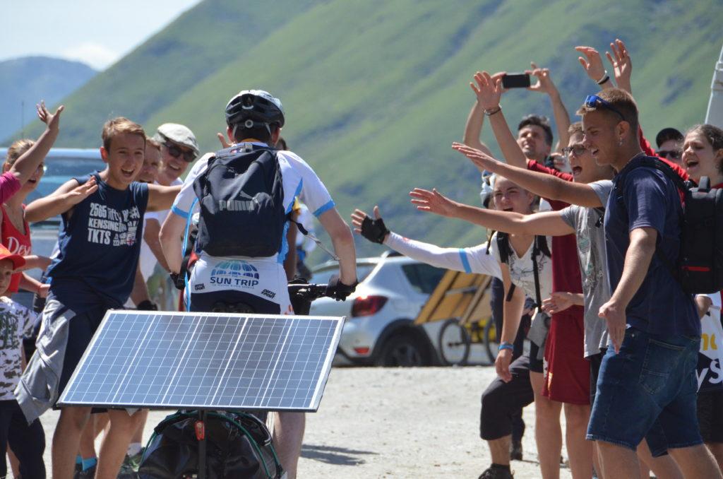 Connaissez-vous le Sun Trip, l'incroyable tour de France des vélos solaires ?