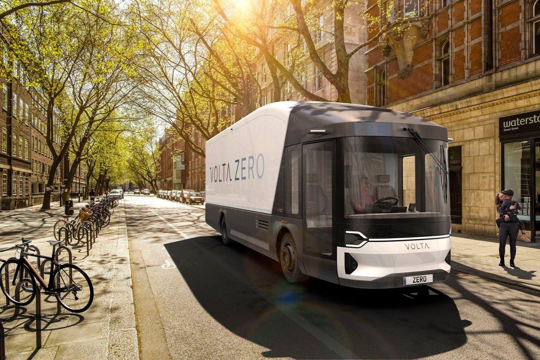 Voici Volta, le camion électrique le plus durable au monde
