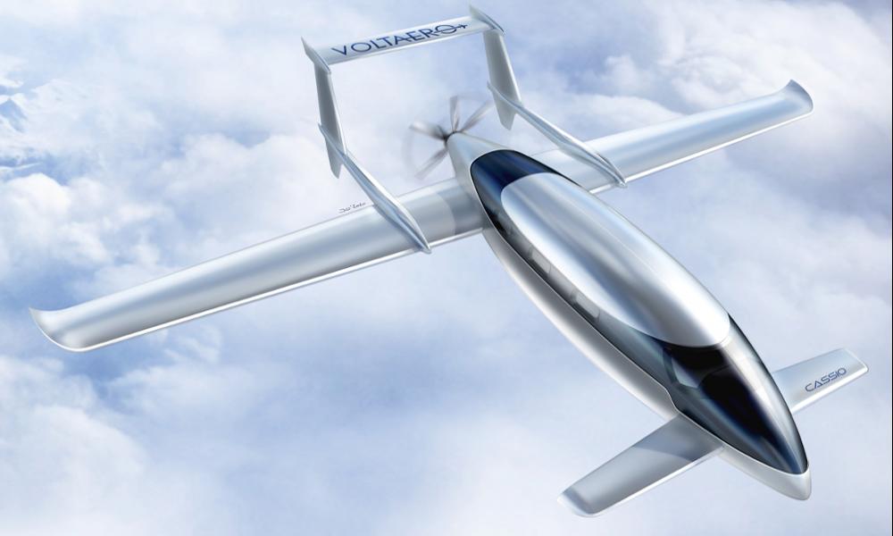 VoltAéro, un avion hybride qui va sauver la France (et la planète)
