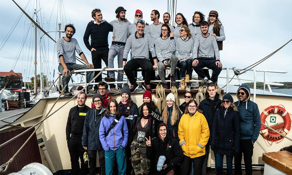 Pollution plastique : cette équipage nettoie les océans gratuitement