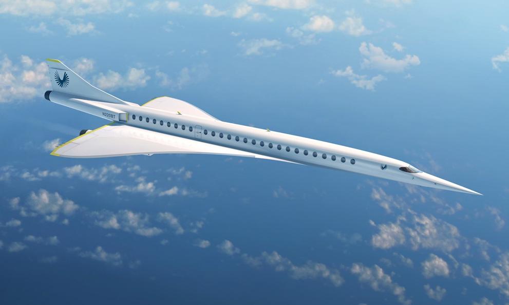 17 ans après le Concorde, cet avion promet des vols écolo à 2700 km/h