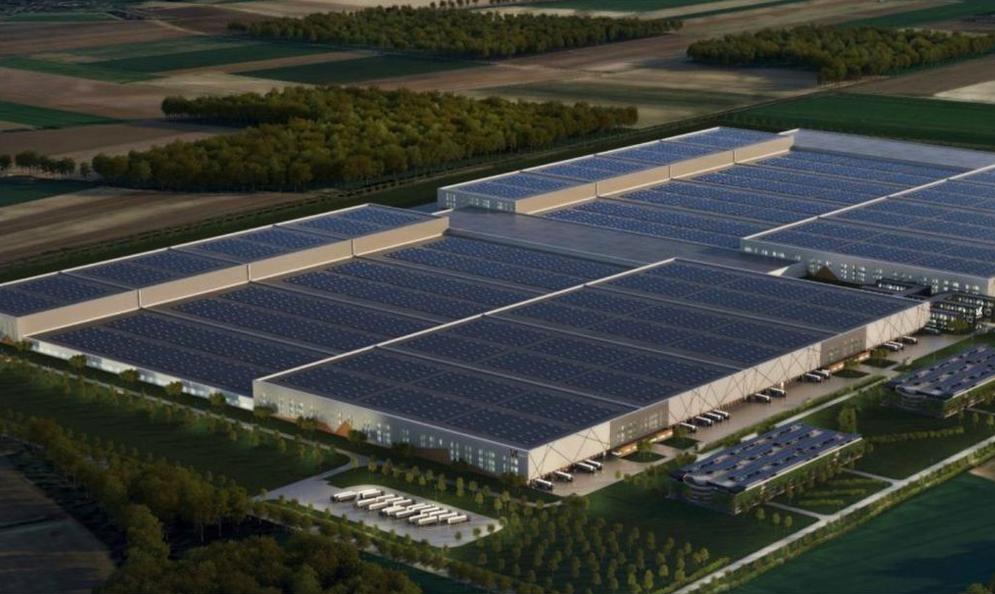 En France, une usine de batteries bientôt capable d'équiper 300 000 voitures