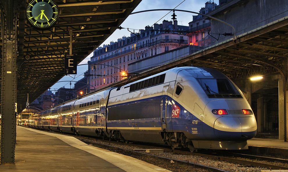 Selon une enquête publique, les TGV sont surtout utilisés par les plus riches