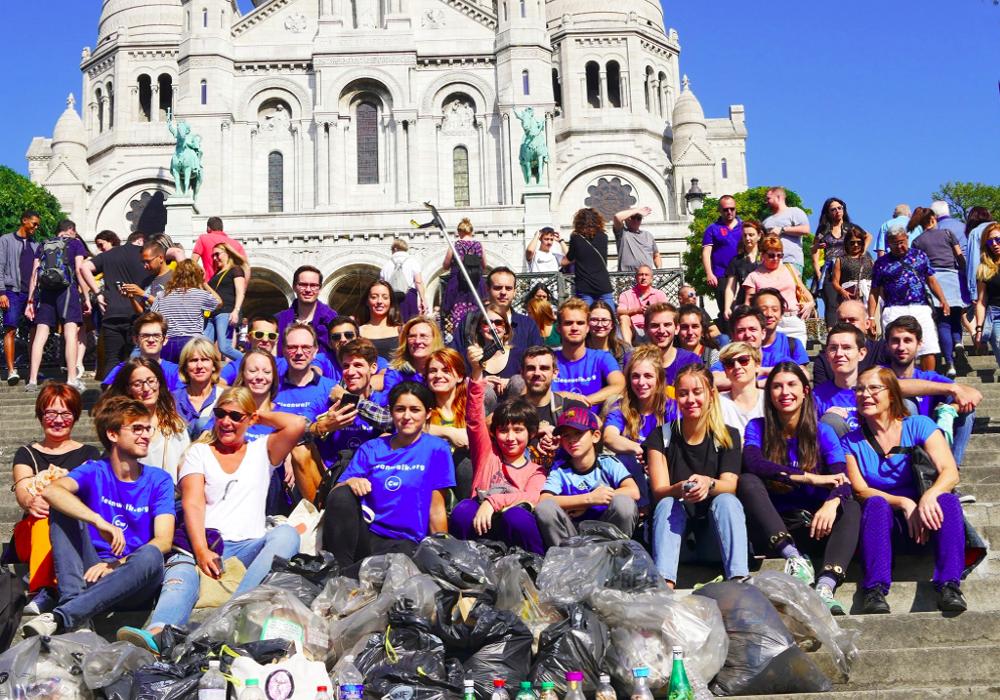 Envie de nettoyer la planète ? Voici le premier réseau social de ramassage citoyen