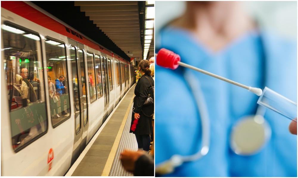 COVID-19 : Lyon offre des tests de dépistage à la sortie des métros