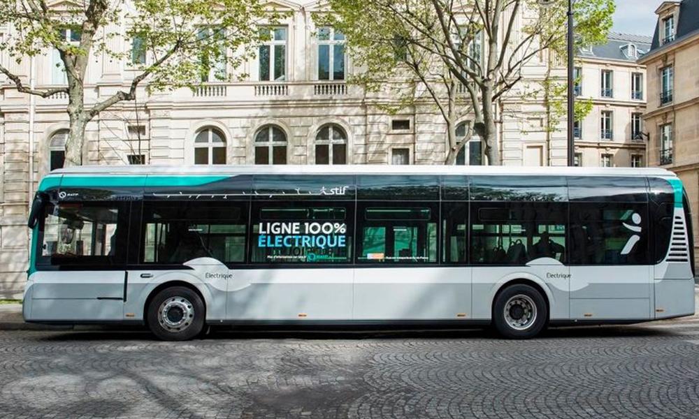 L'Île-de-France commande 450 bus électriques pour presque 1 milliard d'euros