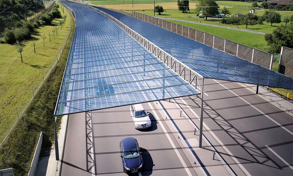 Wunderbach : l'Allemagne veut greffer des panneaux solaires sur ses autoroutes