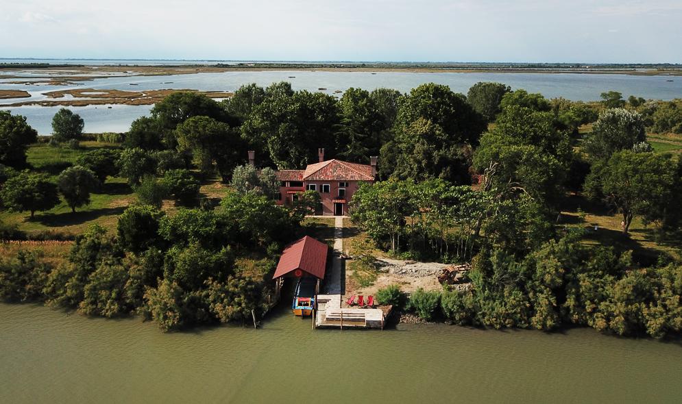 Bon plan week-end : louer cette île pour 250 €