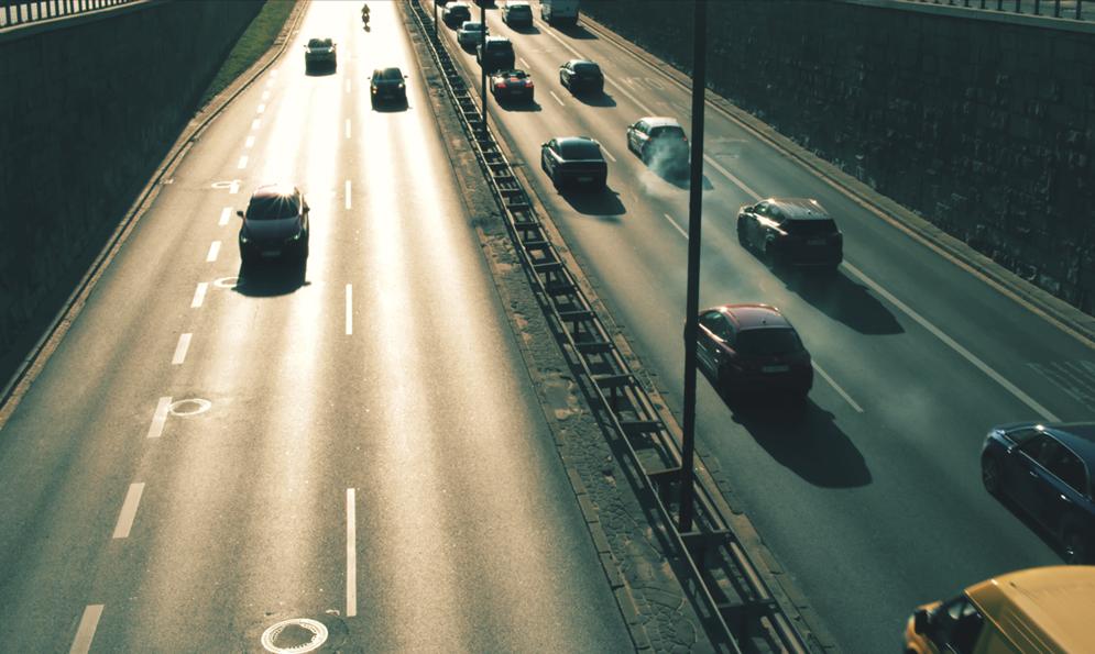 """Dès 2021, un """"radar à particules fines"""" pénalisera les voitures polluantes"""