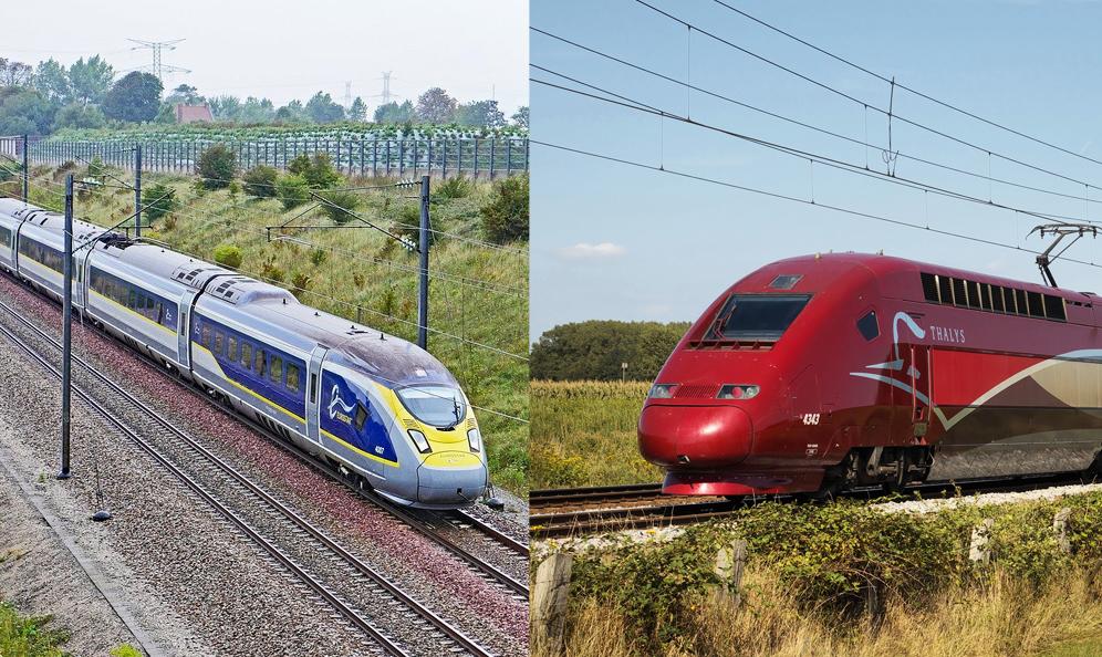 C'est confirmé : Thalys et Eurostar fusionneront dès 2021