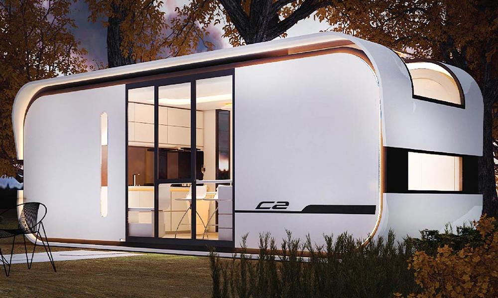 Pour 50 000 euros, vivez à quatre dans ce cube de 25 m²