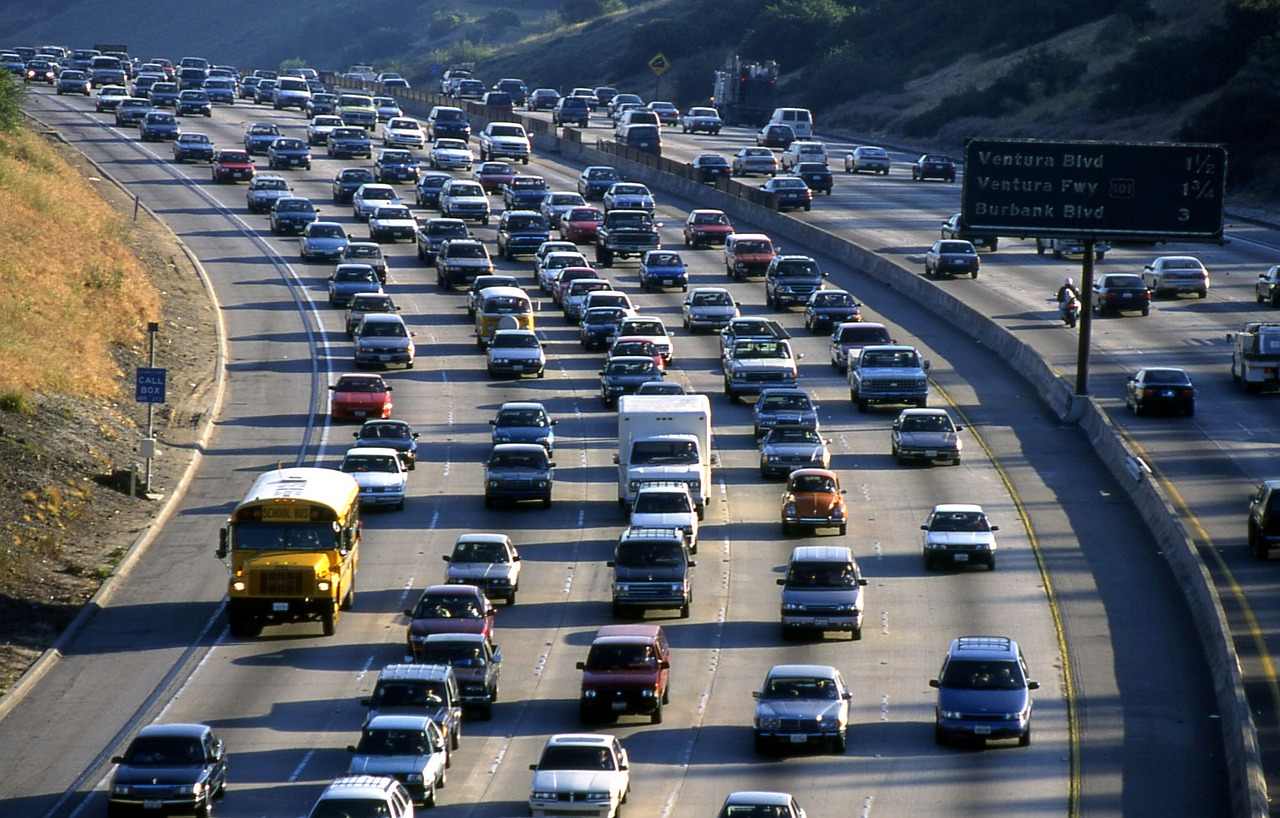 La Californie interdit la vente de voitures diesel et essence