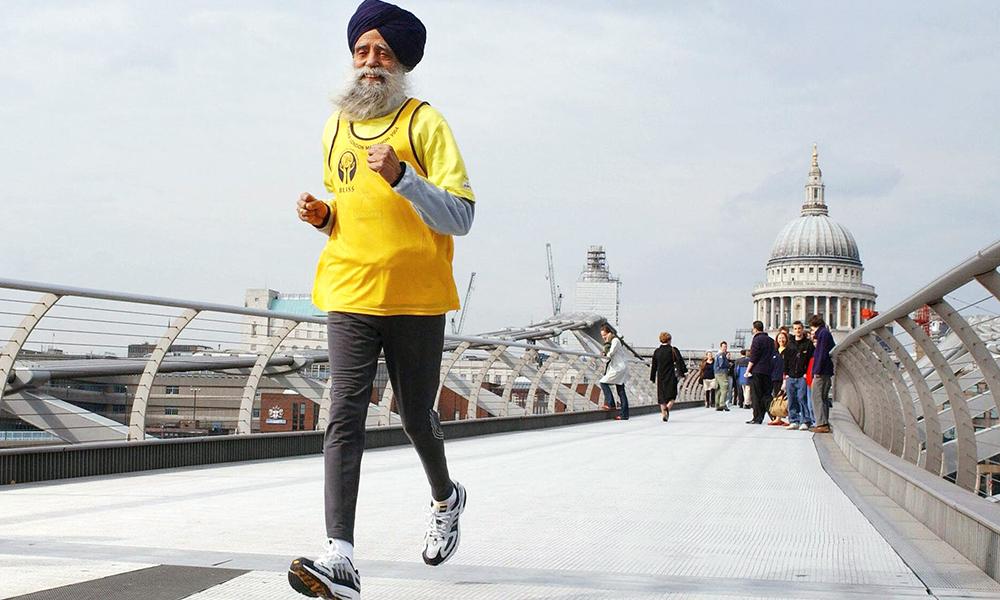 Connaissez-vous Fauja Singh, le plus vieux marathonien au monde ?
