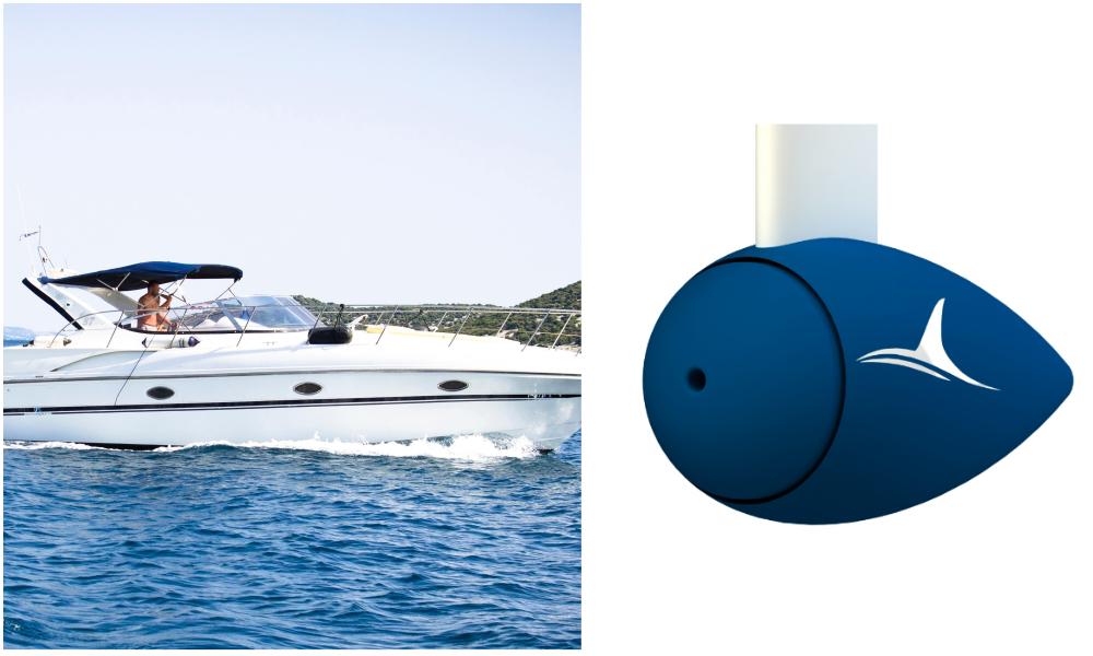 Il invente un moteur à bateau écolo qui nage comme les poissons