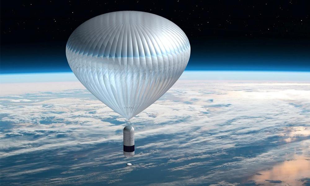 Observer la Terre depuis ce ballon ? Ce sera possible d'ici 3 ans