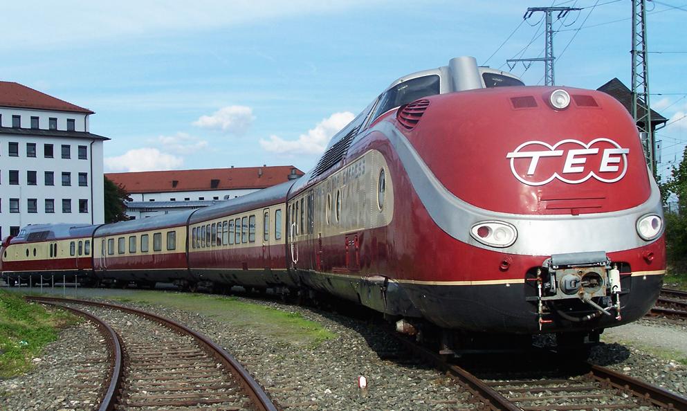 Culte : le Trans-Europ-Express pourrait bientôt revenir sur les rails