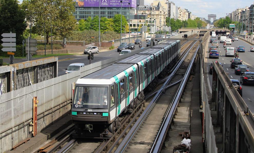 Contre toute attente, le réseau RATP classé parmi les 10 meilleurs au monde