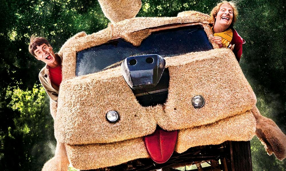 """Au fait, qu'est devenue la mythique voiture-chien de """"Dumb and Dumber""""?"""