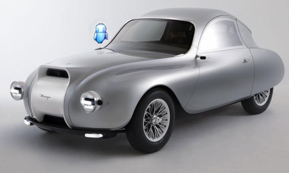 Des Japonais inventent la voiture autonome conduite par un hologramme
