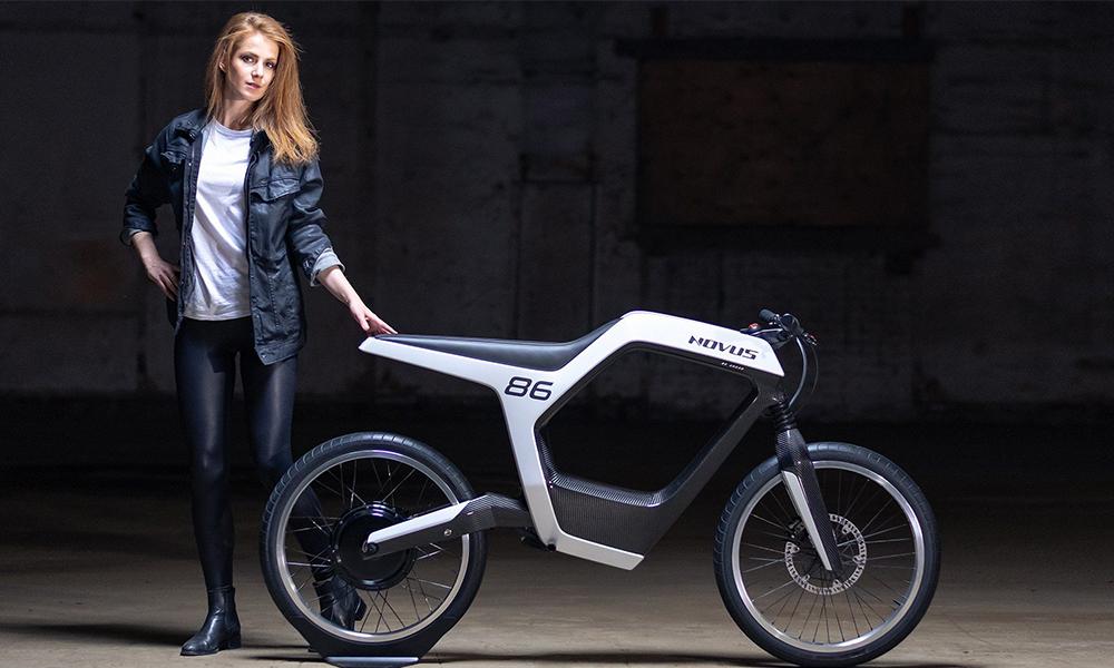 Cette moto-vélo électrique est à vous pour le prix d'un 4×4
