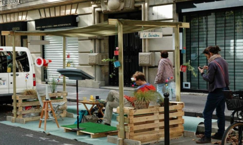 Paris propose de remplacer les places de parking par des jardins partagés