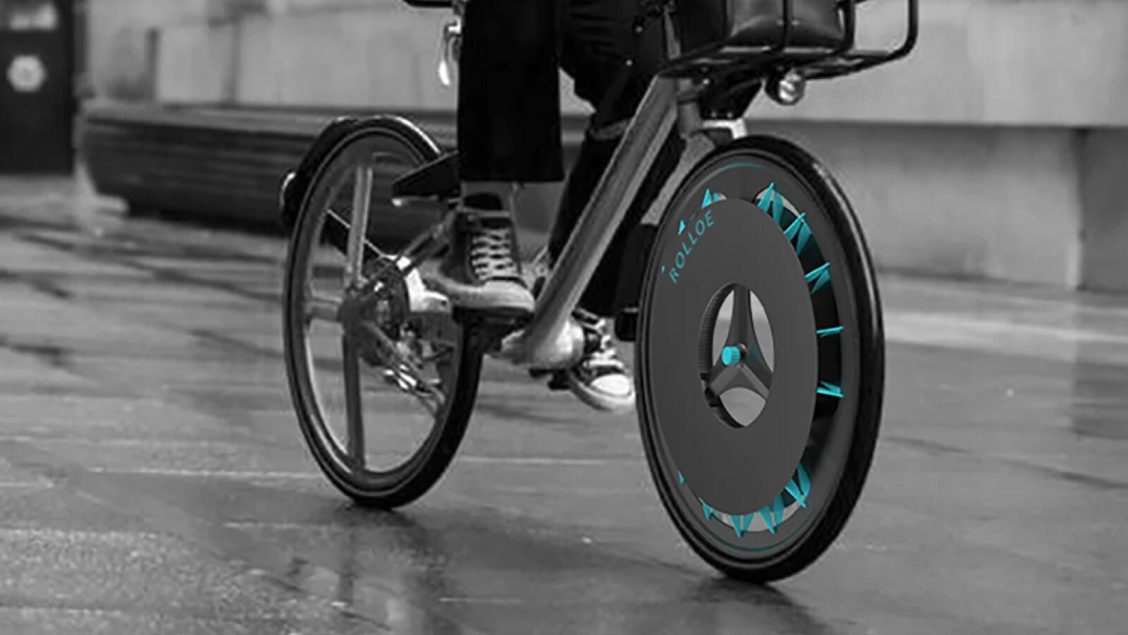Respirer un p(n)eu mieux grâce à cette roue qui purifie l'air