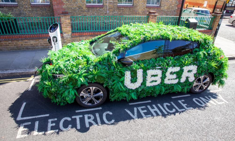 À Londres, Uber sort le chéquier pour motiver ses chauffeurs à passer à l'électrique