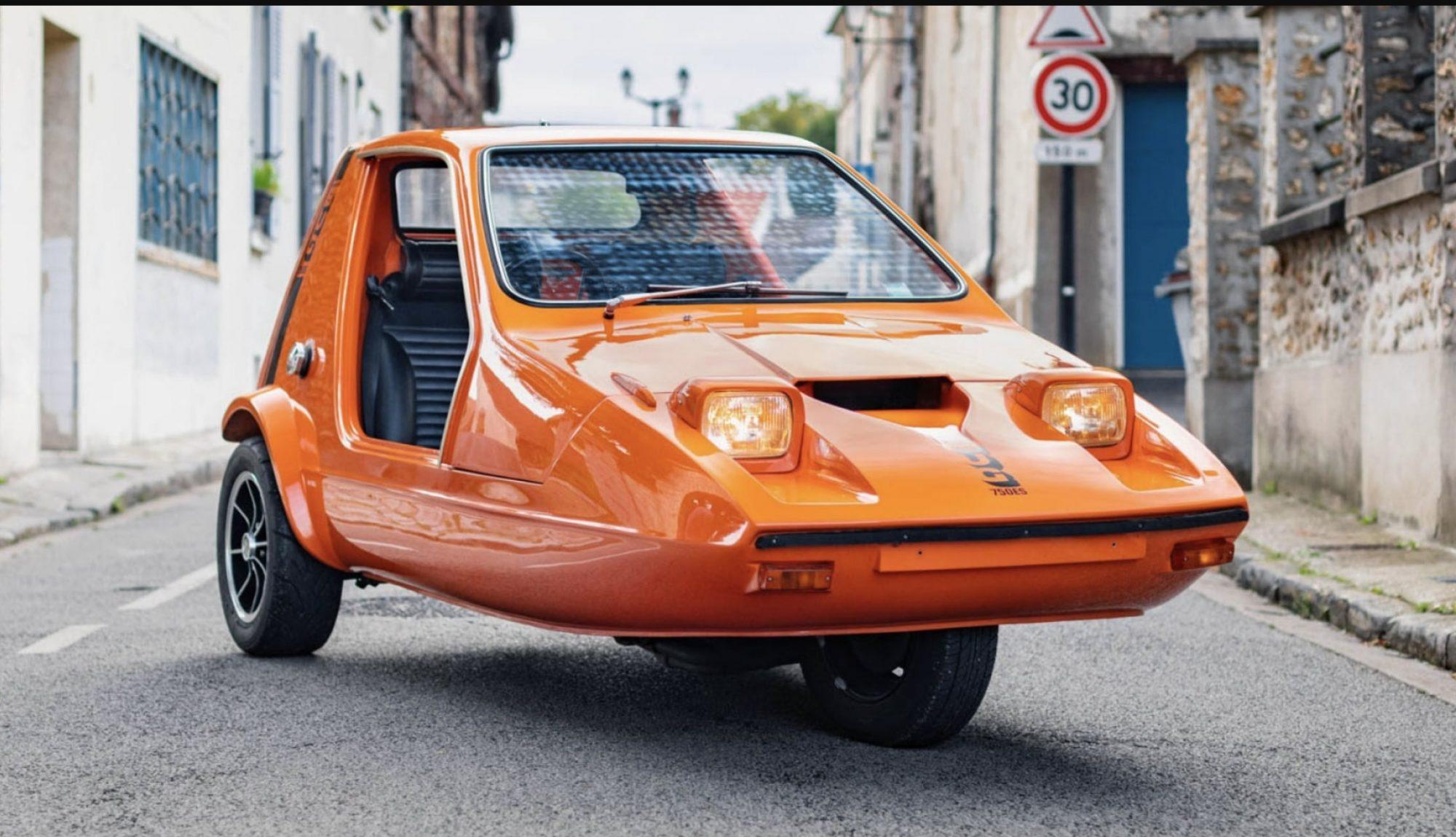 Pour 30 000 €, cette voiture de poche est à vous