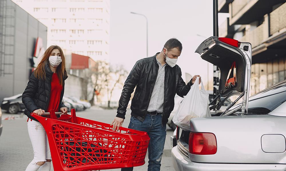 Monde d'après : Leclerc vous paie pour livrer les courses du voisin
