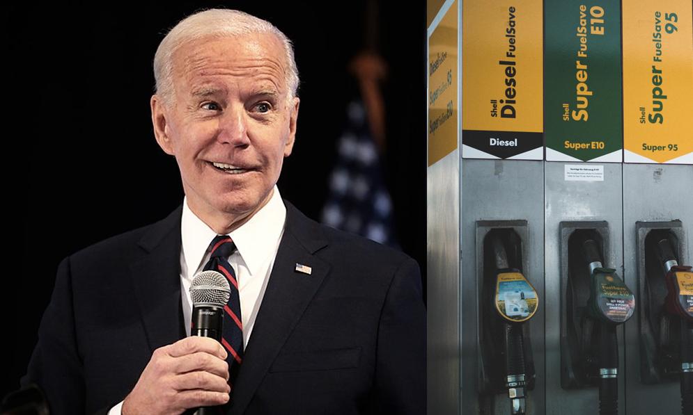 Pourquoi la victoire de Biden va faire baisser le prix de l'essence en France