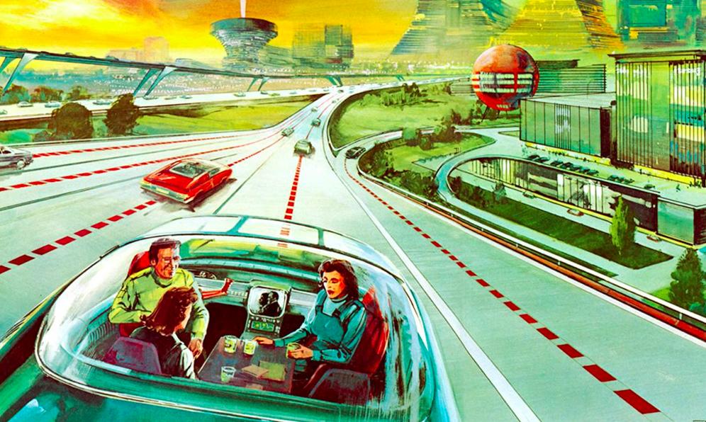 Et si le futur de la voiture électrique, c'était une voiture… sans batterie ?