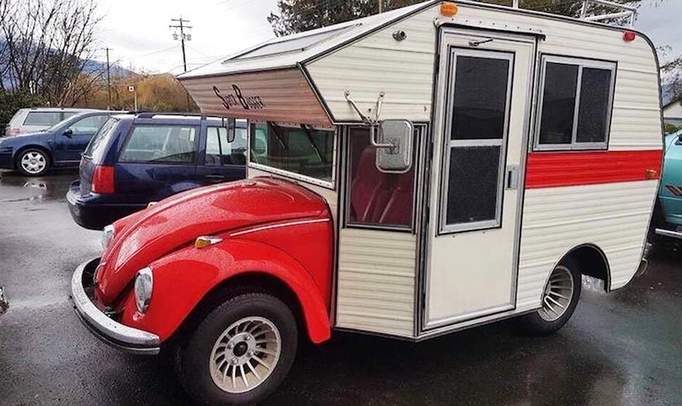 50% Coccinelle, 50% camping-car : voici le Super Bugger