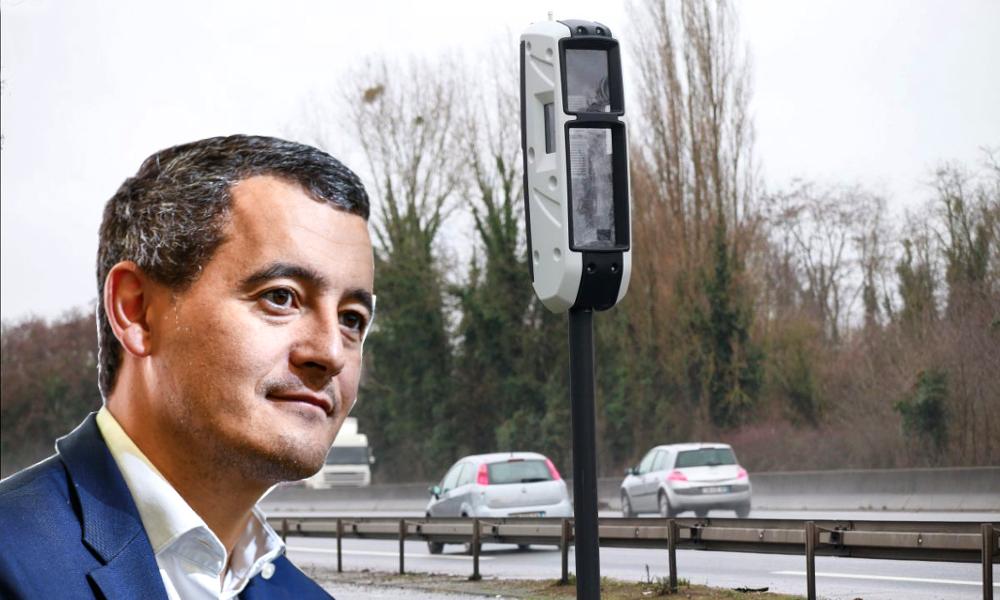 Merci Darmanin: les maires vont pouvoir mettre des radars partout où ils veulent