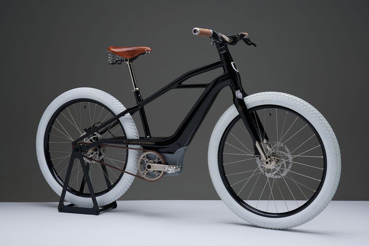 Plus besoin de personne sur ce vélo électrique signé Harley-Davidson