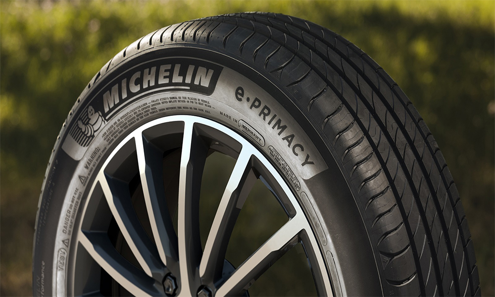 Gonflé à bloc, Michelin invente le pneu qui ne pollue pas