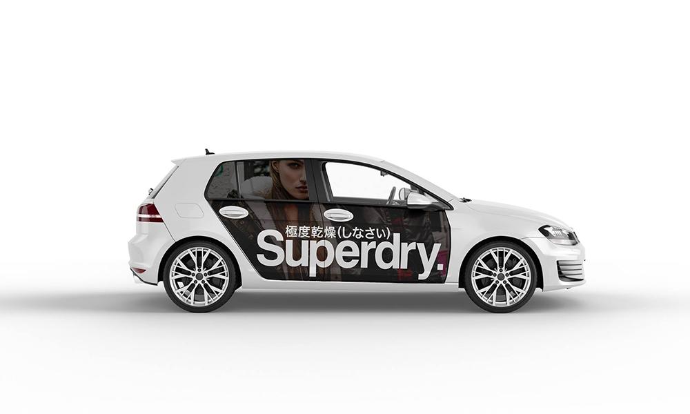 Blik, la startup qui vous paie pour coller des stickers sur votre voiture