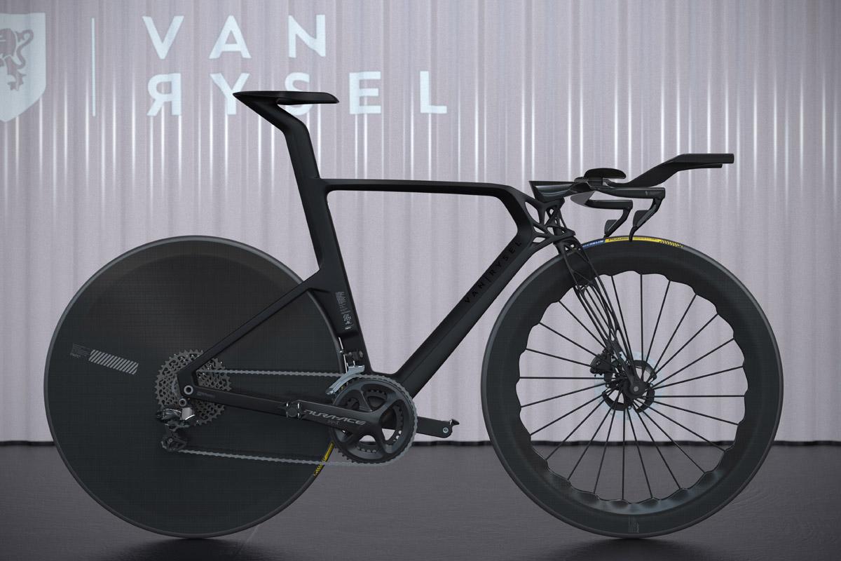 Voici le vélo de course du futur selon Décathlon