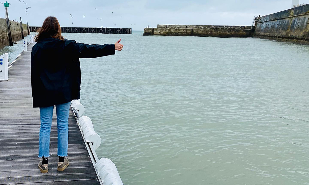 Pour vos prochaines vacances, pensez au bateau-stop