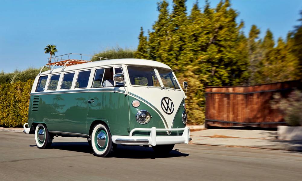Ce combi VW en version électrique est à vous pour 10 €