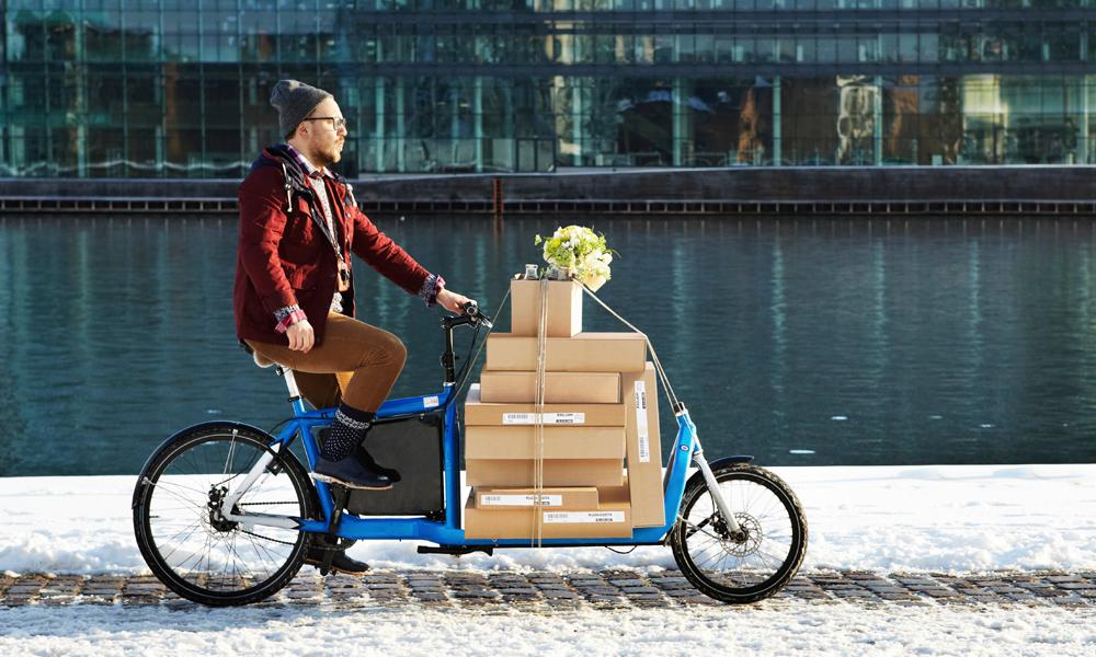 Écologie : IKEA se lance dans la livraison à vélo, dans les centres-villes