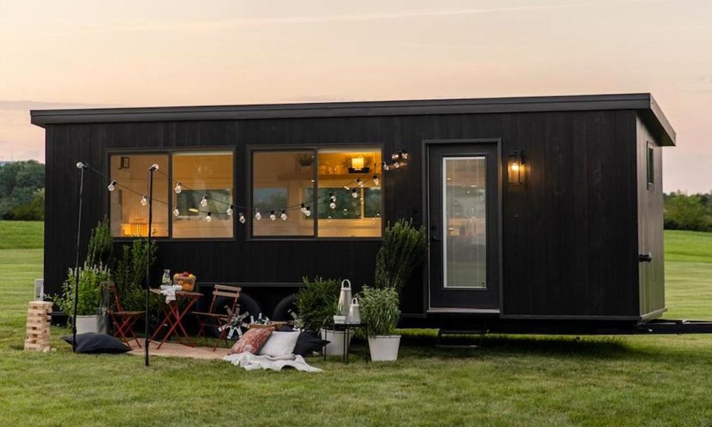 Qui veut vivre dans une maison roulante IKEA à 38 000 € ?