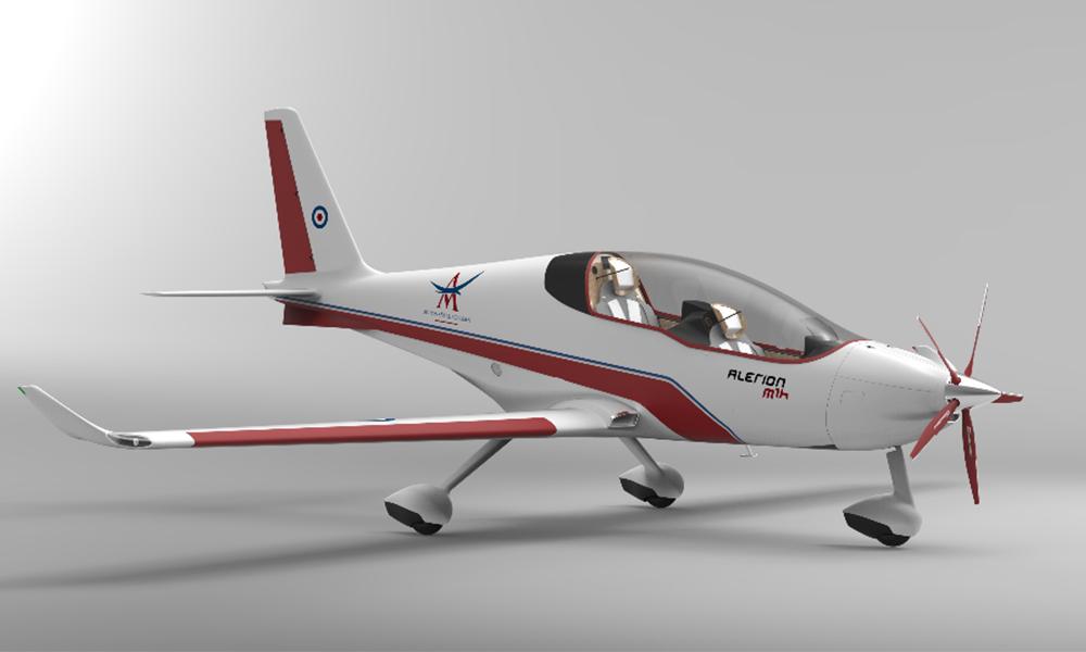 Partir au boulot dans cet avion électrique, ce sera possible dès 2024
