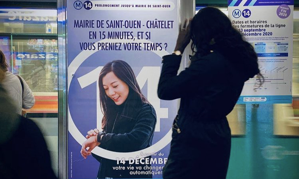 Après 13 ans de travaux, la RATP inaugure enfin 4 nouvelles stations sur la ligne 14