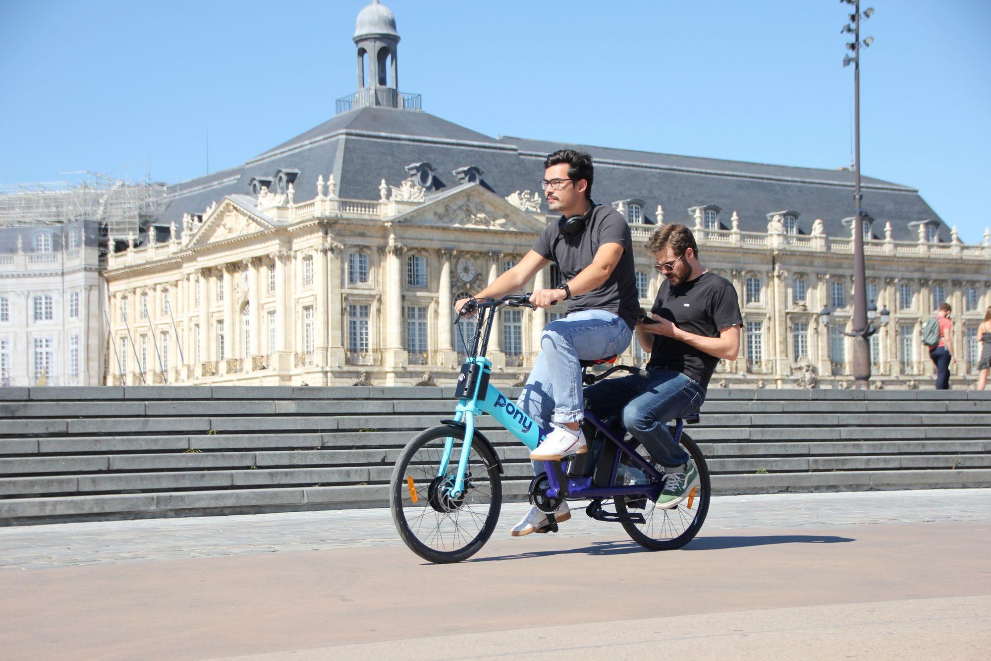 Et si vous gagniez de l'argent en devenant propriétaire d'un vélo en libre-service ?
