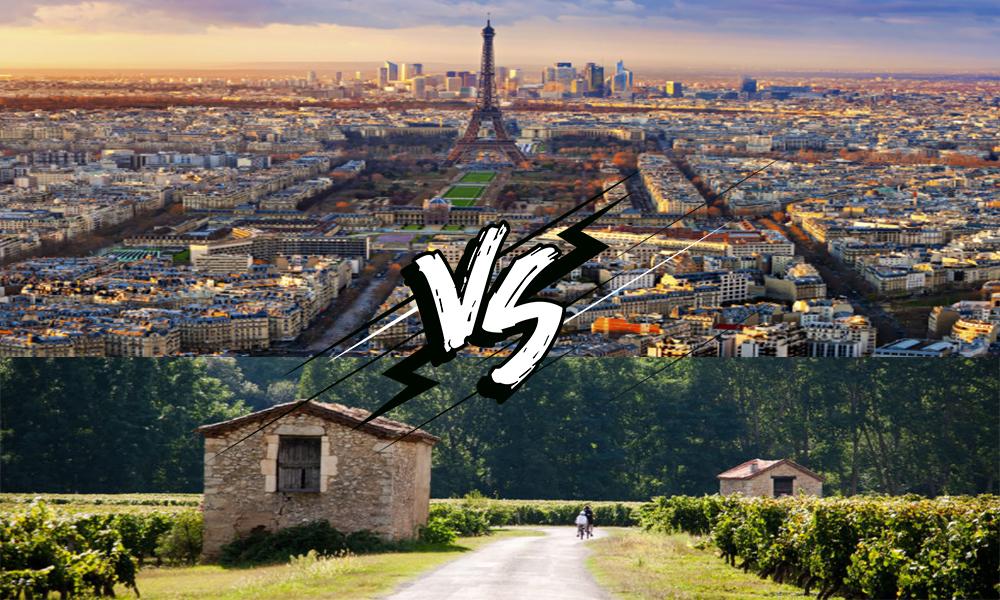 Citadins vs ruraux : qui pollue le plus dans ses déplacements ?