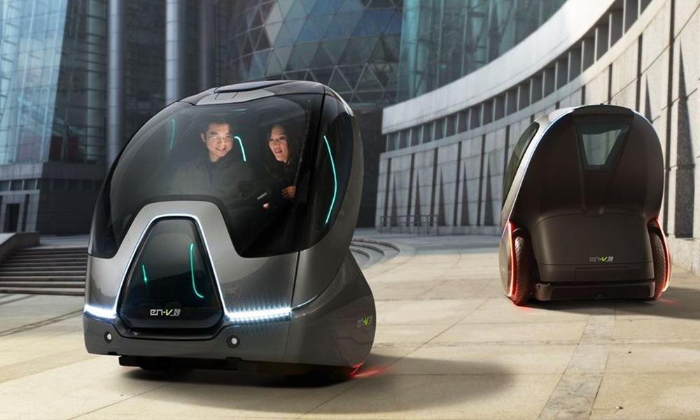 Et si l'énergie des voitures électriques servait à alimenter les villes ?