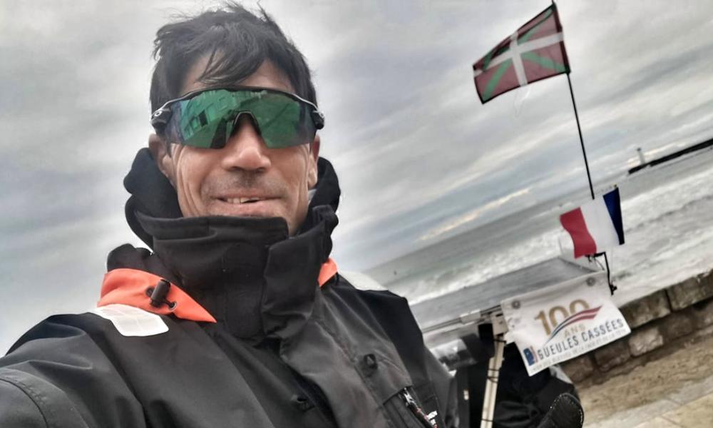 Cet ancien membre des commandos va parcourir 33 000 km à vélo solaire et en canoë