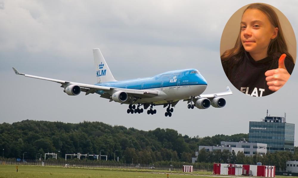 Pollution : Amsterdam interdit la publicité pour les vols en avion