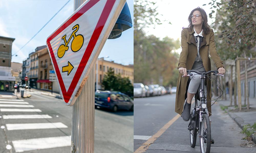 """Dans ces villes, les cyclistes ont le droit de """"griller"""" les feux rouges"""